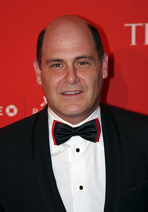 Matthew Weiner - Weiner at the 2011 ''Time 100'' gala