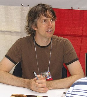 Matthew Wood (sound editor) - Wpod at the 2005 Fan Expo Canada.