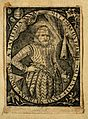 Matthias Untzer. Line engraving by C. G. Grahl, 1615. Wellcome V0005943.jpg