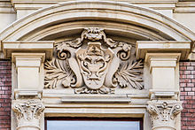 Mayoralty of Baku facade detail 3.jpg