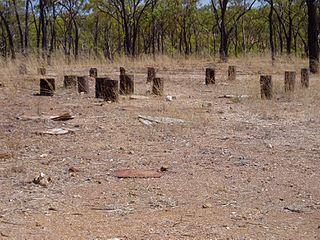 Maytown, Queensland ghost town in Queensland, Australia