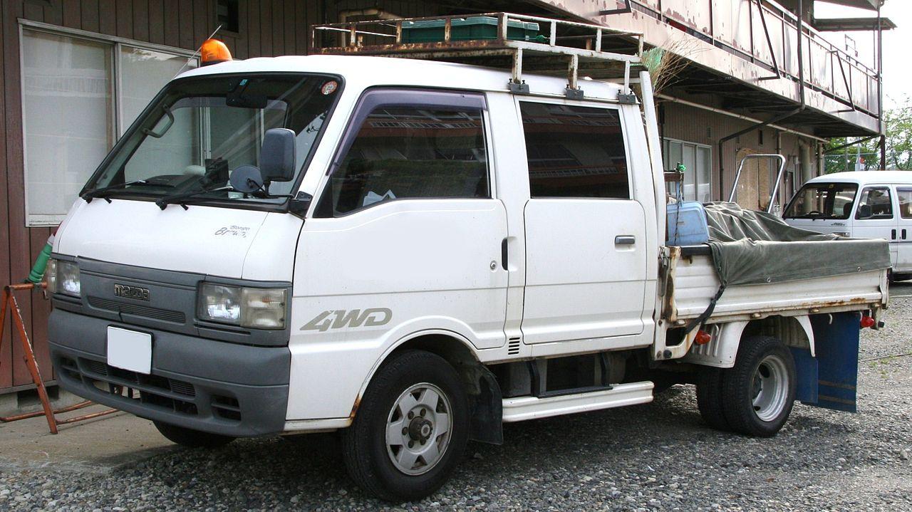 Kawasaki Mule Cab