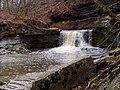 McCormicks Creek falls Indiana.JPG