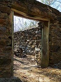 McCosh Grist Mill Randolph County Alabama.JPG