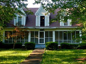 Bowdon, Georgia - Image: Mc Daniel Huie Place (Bowdon, GA)