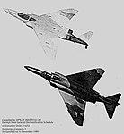 McDonnell Douglas F-4 Phantom II -- comparison of disruptive camouflage schemes -- gray and jungle colors.jpg