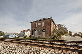 McCordsville, Indiana - Image: Mccordsville, Indiana