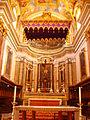 Mdina Metropolitankathedrale St. Paul Innen Chor.JPG