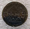 Medaglione di gordiano III, 244, verso con lottatori e cochhi nel circo.JPG