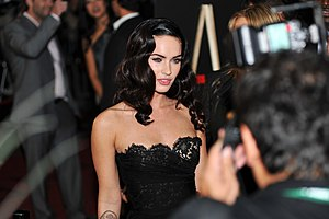 Megan Fox @ Jennifer's Body screening