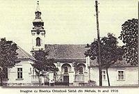 Mehala - serbische-orthodox Kirche des Heiligen Nikolaus - Nicolaikirche.jpg