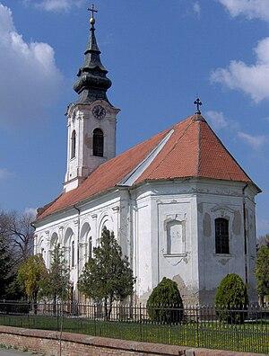 Melenci - The Orthodox Church