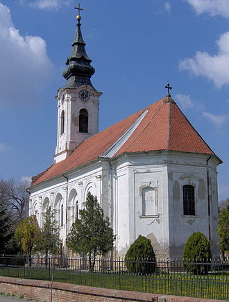 Melenci - The Orthodox Church