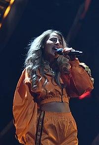 Melodifestivalen 2019, deltävling 1, Scandinavium, Göteborg, Zeana feat. Anis Don Demina, 12.jpg