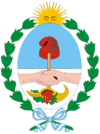 Coat of arms of Mendosas province