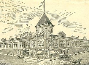 George Weston Limited - Image: Mercantile & Financial Times of Boston New York Chicago circa summer 1899 (1)