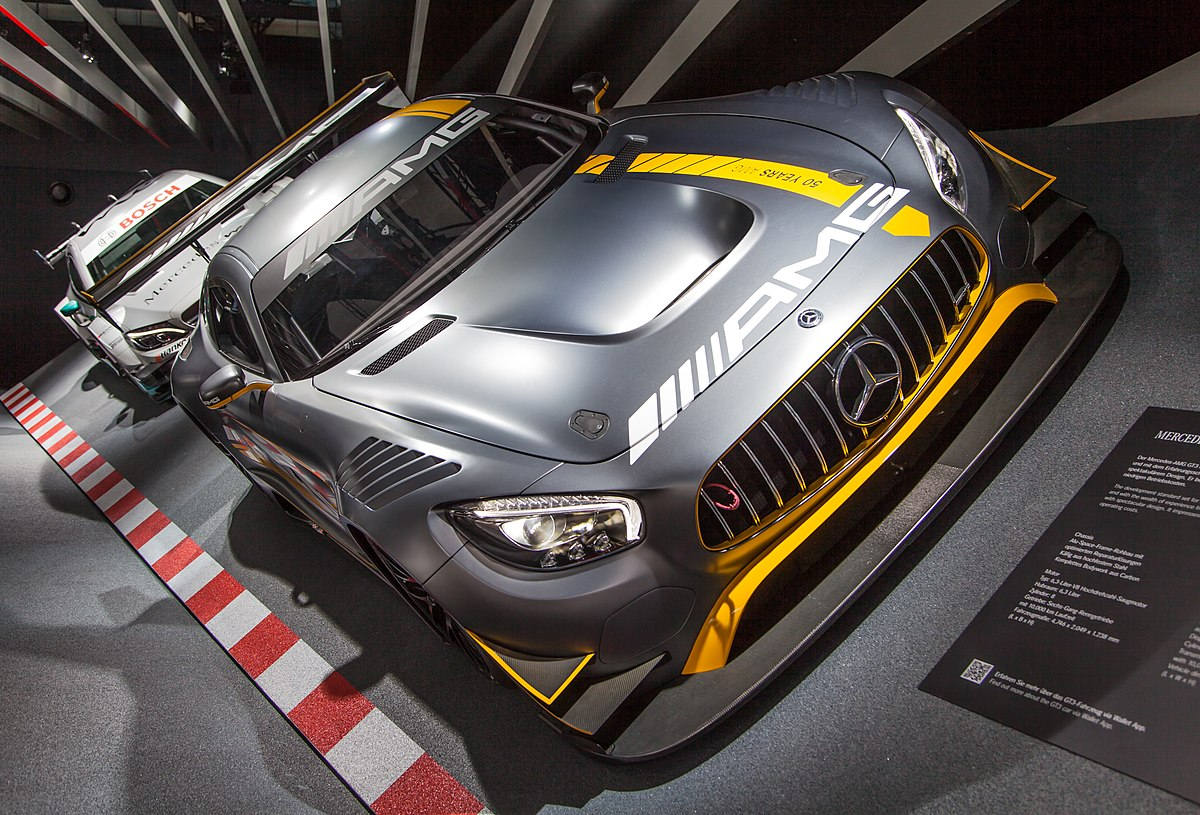 Mercedes Benz Coupe >> Mercedes-AMG GT3 – Wikipedia
