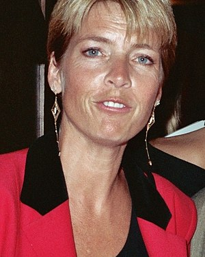 Meredith Baxter - Baxter in September 1990