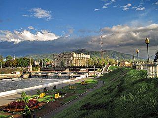 Vladikavkaz,  North Ossetia, Russia
