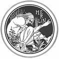 Merlin by Aubreybeardsley 1893.jpg