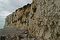 Mers-les-Bains - Esplanade du Général Leclerc - View NNE on les Falaises - the White Cliffs II.jpg