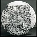 Mesopotamian - Head of Cone Inscribed with the Name of Warad Sin, King of Larsa - Walters 481801 - View A.jpg