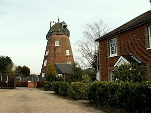 Messing Maypole Mill - Image: Messing Maypole mill