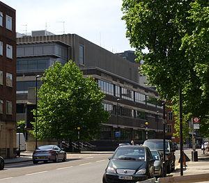 Metcall, Metropolitan Police, London, England