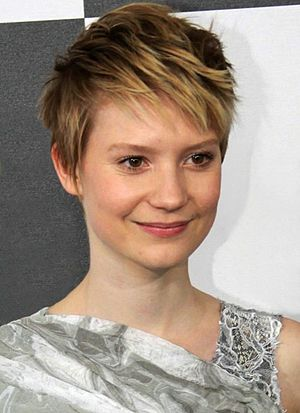English: Mia Wasikowska at the Independent Spi...