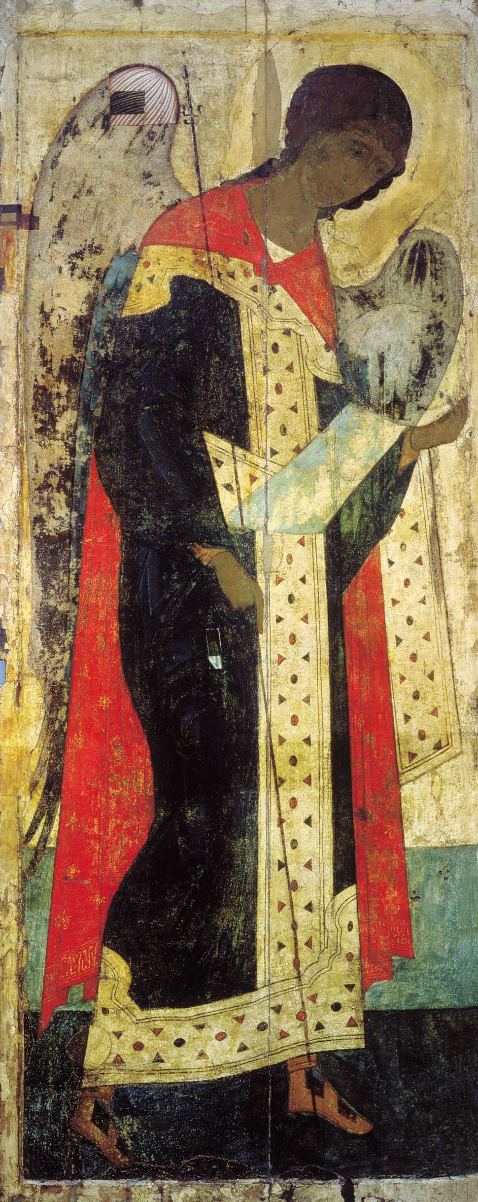 Michael from Vasilyevskiy chin (15th c., GTG)
