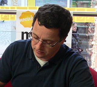 Michal Viewegh Czech bookwriter