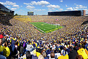 Michigan Stadium 2011