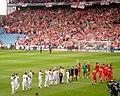 Middlesbrough West Ham FA Cup semi-final 2006.jpg