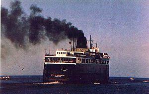 SS City of Midland 41 - Image: Midland july 1988
