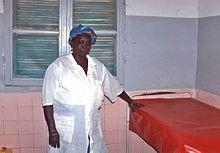 Healthcare in Senegal - Wikipedia