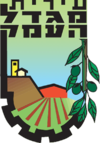 Official logo of Migdal HaEmek