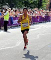 Miguel Angel Almachi (Ecuador) - London 2012 Mens Marathon.jpg