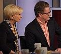 Mika and Joe MSNBC Morning Joe (32122227720) (cropped).jpg