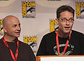 Mike Barker and Matt Weitzman by Gage Skidmore.jpg
