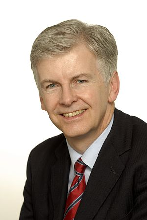 Solicitor General for England and Wales - Image: Mike O'Brien 2