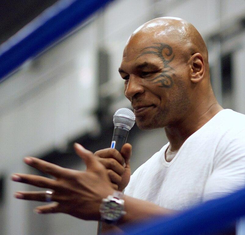 Майк Тайсън: Какво научих от живота си на неандерталец