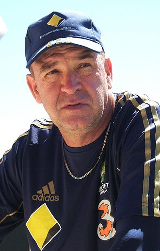 Mike Young (cricket) - Mike Young