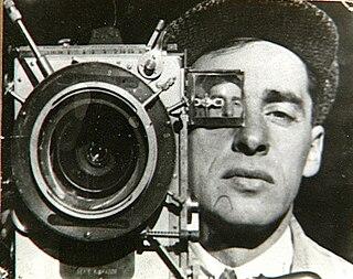 Mikhail Kaufman Russian cinematographer and photographer