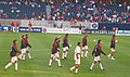 Milan players in Chicago 2006.jpg