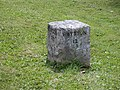 Milestone on Ermine Street (1) - geograph.org.uk - 884179.jpg