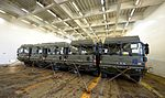 Military Vehicles loaded at Marchwood for Ex Shamal Storm MOD 45159736.jpg