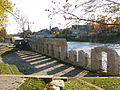 Mill Race ruins in Galt, Ontario.jpg