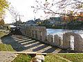 Mill Race ruins in Galt, Ontario.jpg