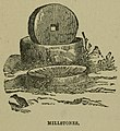 "Millstones. — Image from page 112 of ""A Pictorial Commentary on the Gospel According to Mark"" (1881) by Edwin W. Rice.jpg"