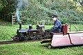 Miniature steam railway at Brambridge Garden Centre - geograph.org.uk - 63959.jpg